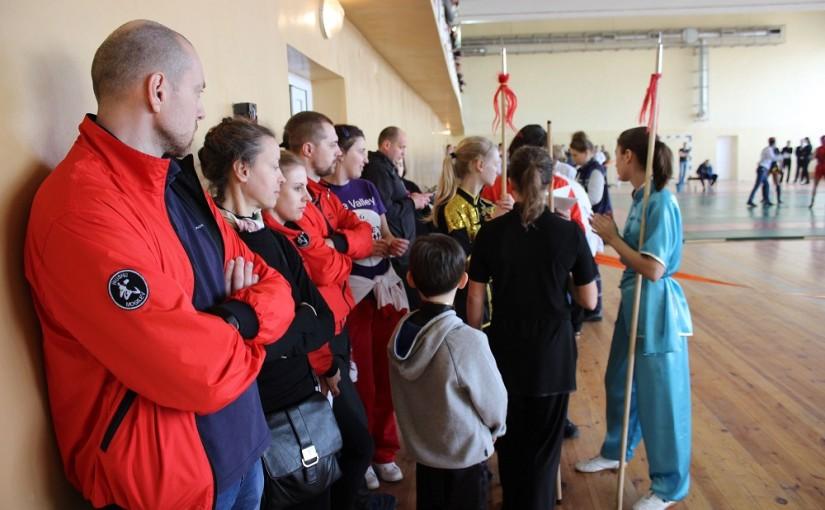 Наша школа приняла участие в чемпионате Республики Беларусь по УШУ